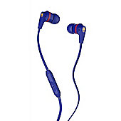 Inkd 2.0 In-Ear Headphones with Mic FC Barcelona Navy/Navy