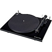 Project Essential II Digital Turntable (Black)