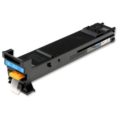 Epson Cyan High Capacity Toner Cartridge (Yield 8,000 Pages) for AcuLaser CX28DN Series Multifunction Laser Printers