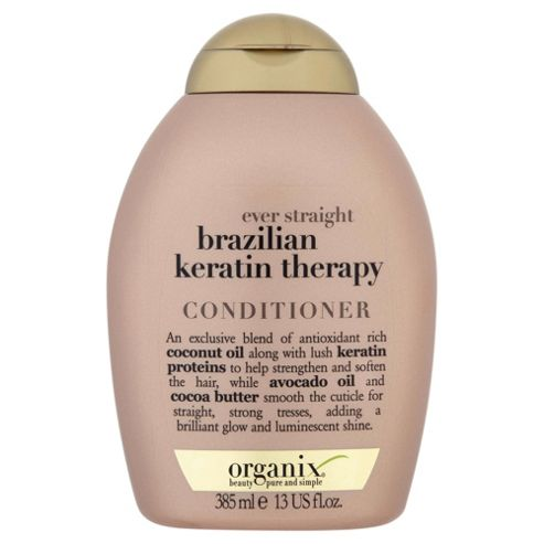 Organix Brazilian Keratin Conditioner 385ml