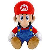 "Official Nintendo Super Mario Plush Series Stuffed Toy - 13"" Super Mario"