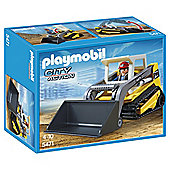 Playmobil 5471 City Action Compact Excavator