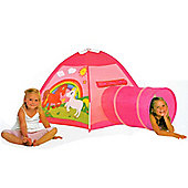 Lovely Pony Tent and Tunnel