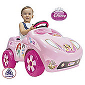 Injusa Disney Princess Car 6v