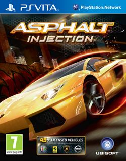 Asphalt - Injection