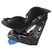 Cozy 'n' Safe Sinai Group 0+/1Car Seat, Black & Red