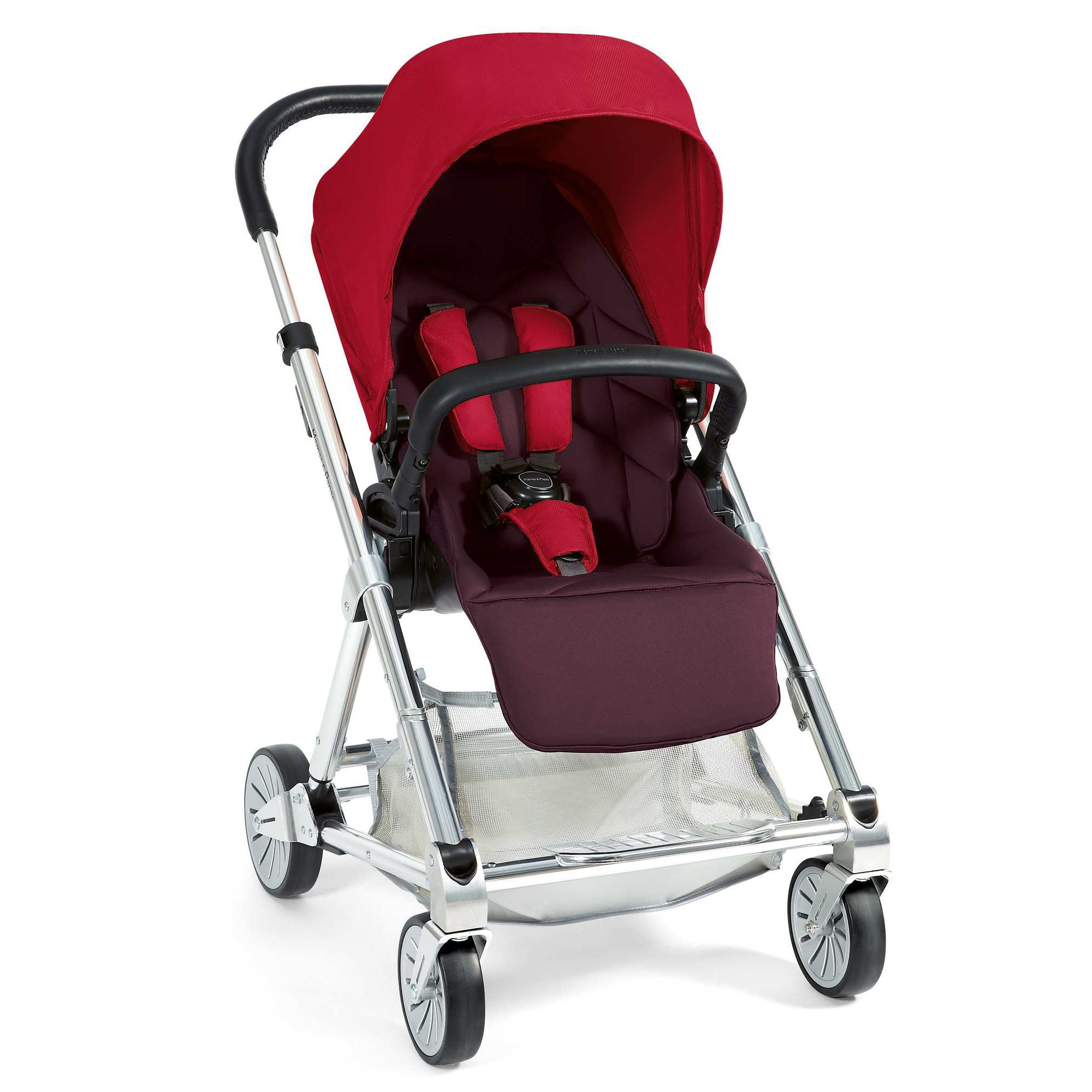 Mamas & Papas - Urbo Pushchair - Red at Tesco Direct