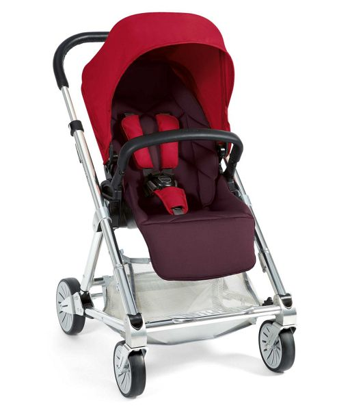 Mamas & Papas - Urbo Pushchair - Red