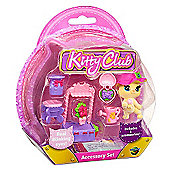 Kitty Club Figure and Accessory Set - Florist Claire