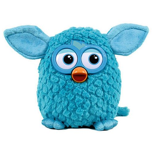 Furby 20cm Soft Toy - Blue