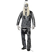 Ghost Town Indian - Adult Costume Size: 38-40