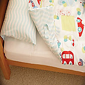 Grobag Gro-to-Bed Cot Bed Bedding (All Aboard Adventure)
