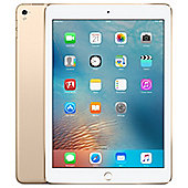 "Apple iPad Pro 9.7"" with Wi-Fi + Cellular, 128GB - Gold"