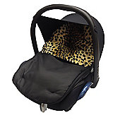 Car Seat Footmuff To Fit Mamas and Papas Leopard