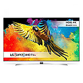 LG 55UH950V 55 Inch, Smart, Built in Wi-Fi, Full HD, 2160P, LED. With Freeview HD, in White