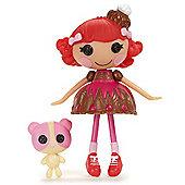 Mini Lalaloopsy Doll - Choco Whirl Swirl