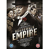 Boardwalk Empire 1-5 DVD