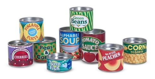 Melissa and Doug - My Pantry Canned Food