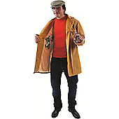 Only Fools And Horses Del Boy Costume Extra Large