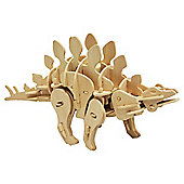 Robotic Stegosaurus Wooden Craft Kit