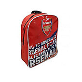 Football Arsenal FC 'Impact' Backpack