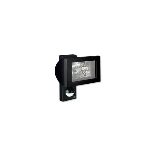 Steinel HS502 Black Wall mounted 500w halogen sensor light