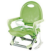 Chicco Pocket Snack Booster Seat, Green