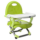 Chicco Pocket Snack Booster Seat, Lime