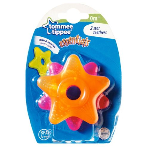 Tommee Tippee Water Filled Teether x2