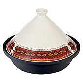 VICTOR Cast Iron Cooking Tagine in Ashanti - 30 cm