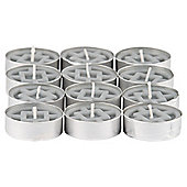 Grey Carved Decorative Tealights