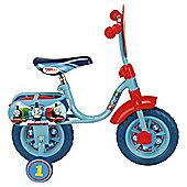 "Thomas & Friends 10"" Kids' Bike with Stabilisers"