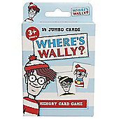 Where's Wally Memory Card Game