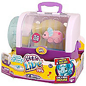 Little Live Pets Series 2 Lil' Mouse House - CUPPI SWIRL