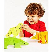 ELC Wooden T-Rex