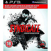 Syndicate - Executive Packaging Edition - PS3