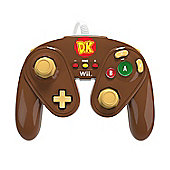 Super Smash Bros Wired fight pad (Donkey Kong) - NintendoWiiU