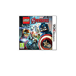 Lego Marvel's Avengers 3DS