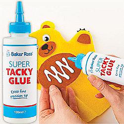 Super Tacky Multi-Purpose Glue 120ml