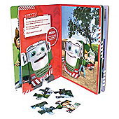 Steady Eddie Puzzle Book