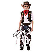 Cowboy - Child Costume 5-6 years