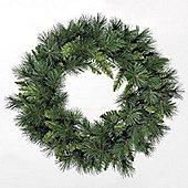 60cm/2ft Emerald Pine Green Wreath