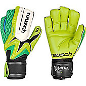 Reusch Waorani Deluxe G2 Goalkeeper Gloves - Green
