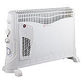 Beldray Convector Heater with Turbo and Timer
