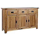 Westbury Reclaimed Oak Large Sideboard