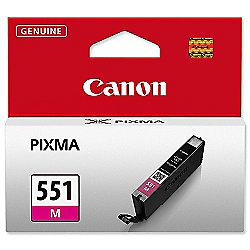 Canon Inkjet CLI 551 printer ink cartridge - Magenta