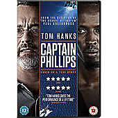 Captain Phillips -DVD