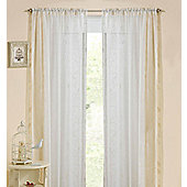 Nightingale Rod Pocket Voile Panel - Cream