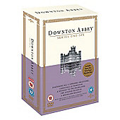 Downton Abbey Season 1-6 DVD