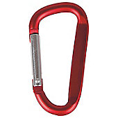 Outdoor Camping Hiking Walking Climbing Medium Lightweight Keychain Karabiner